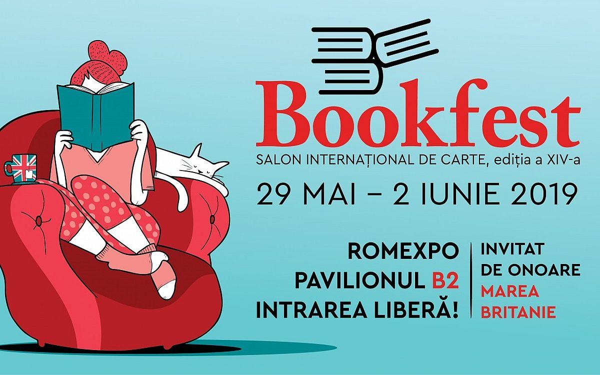 adelaparvu.com despre Bookfest 2019 Bucuresti (1)