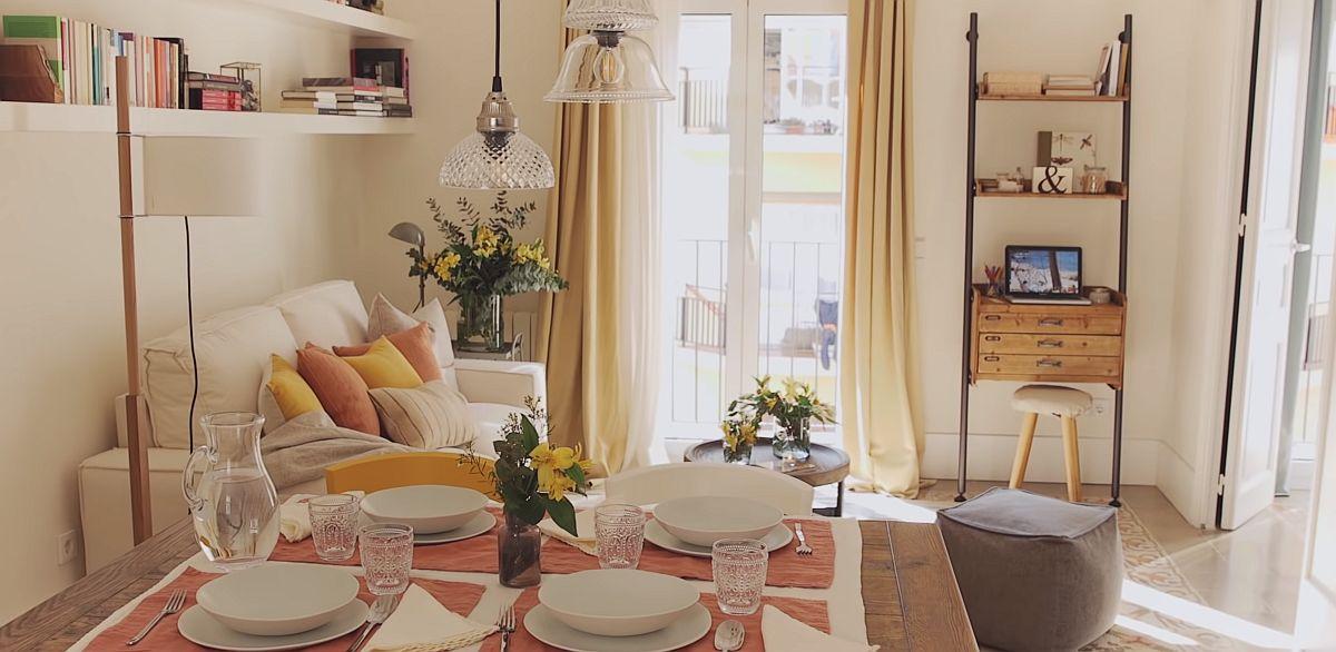 adelaparvu.com despre amenajare apartament 50 mp, designer Pia Capdevila, Foto Pepa Oromi (6)