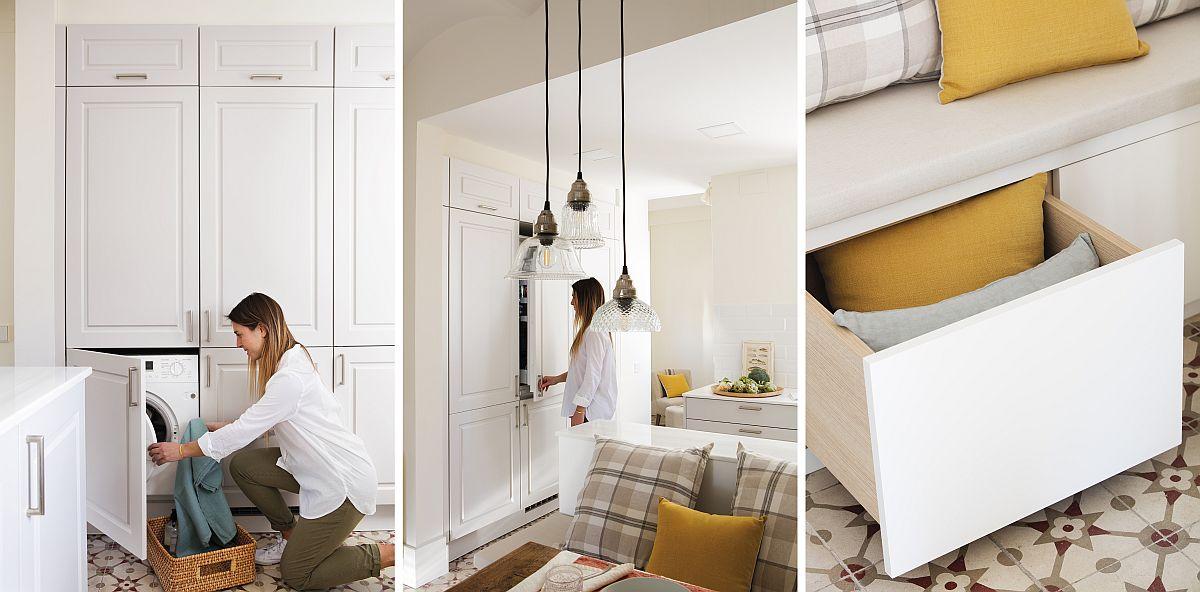 adelaparvu.com despre amenajare apartament 50 mp, designer Pia Capdevila, Foto Pepa Oromi (7)