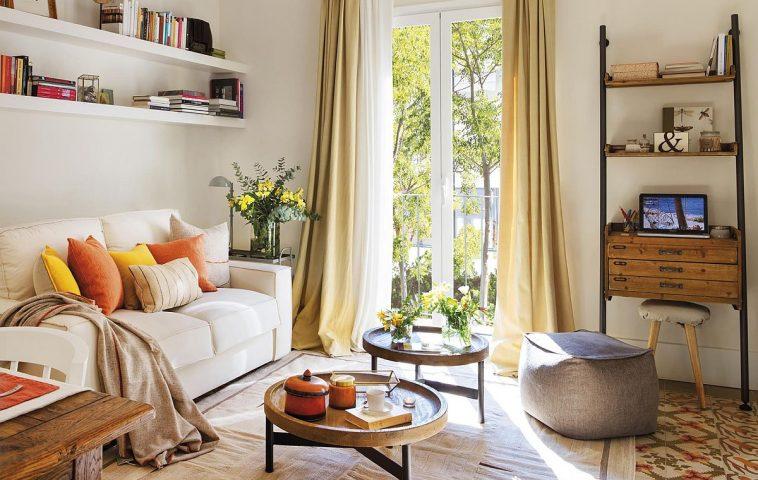 adelaparvu.com despre amenajare apartament 50 mp, designer Pia Capdevila, Foto Pepa Oromi (9)
