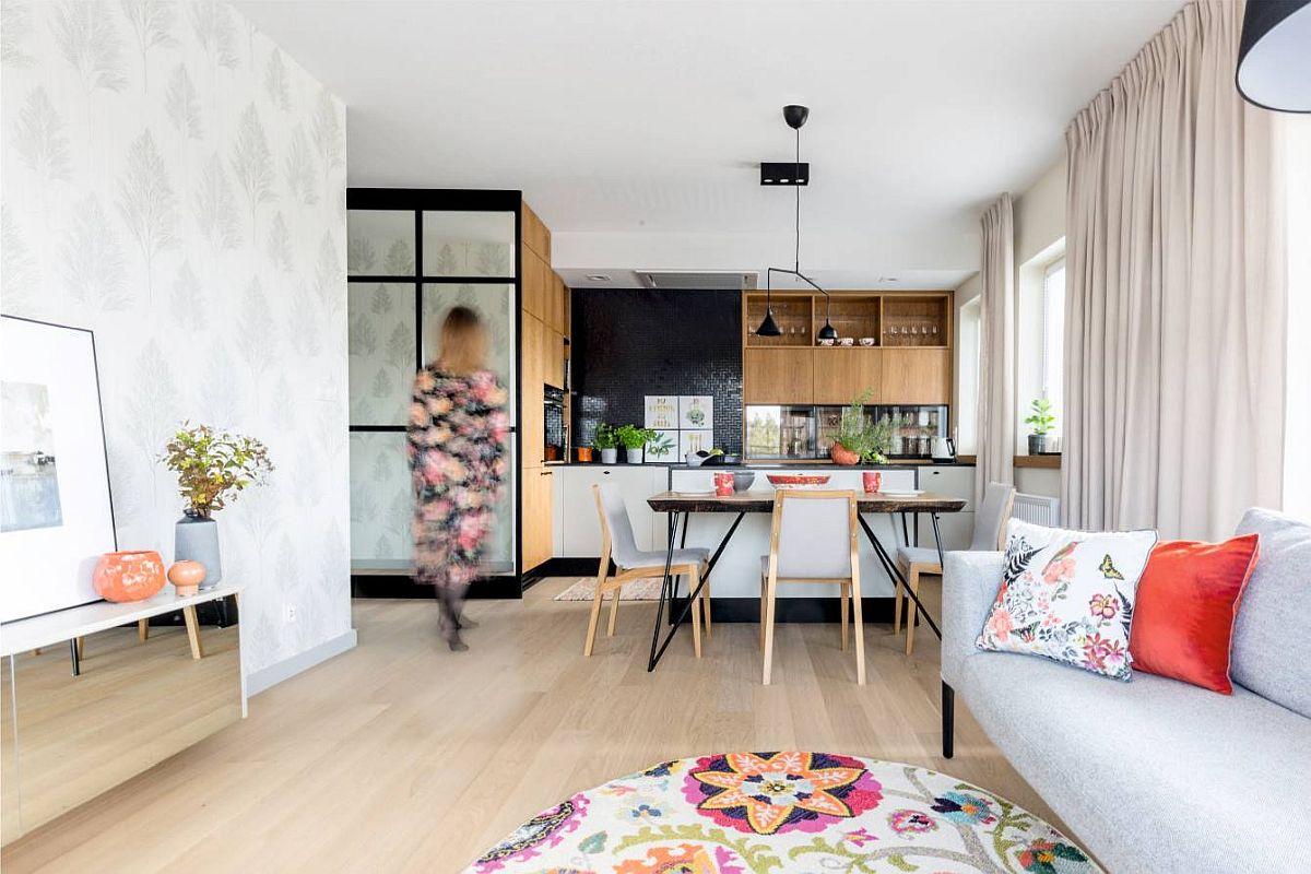adelaparvu.com despre amenajare apartament 62 mp, designAgnieszka Morawiec, Foto Marta Behling (9)