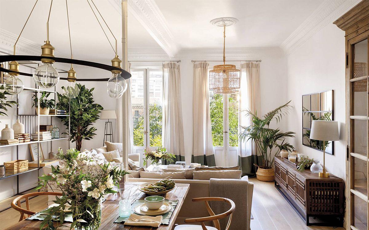adelaparvu.com despre amenajare apartament in stil urban jungle, design Hoc Volo, Foto Javier Bravo si Felipe Schefell (17)