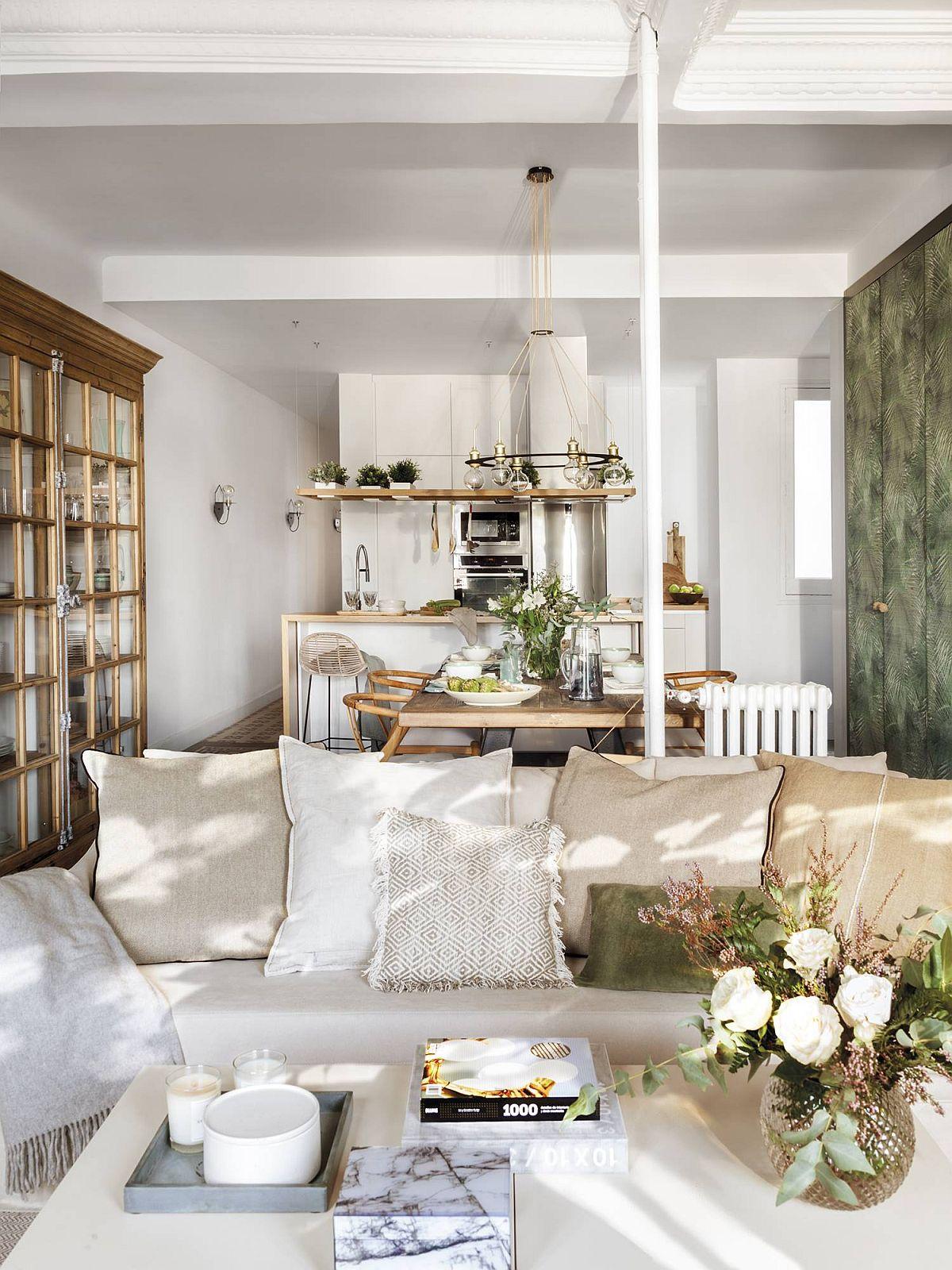 adelaparvu.com despre amenajare apartament in stil urban jungle, design Hoc Volo, Foto Javier Bravo si Felipe Schefell (18)