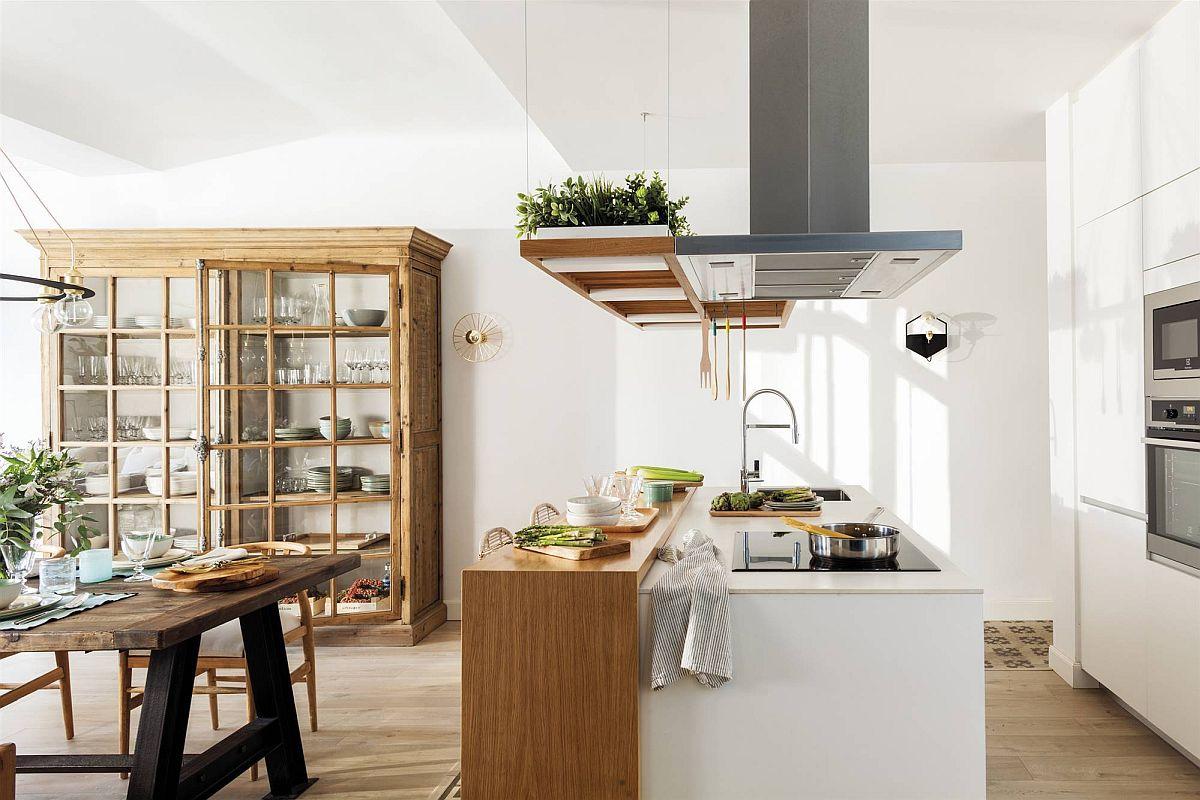 adelaparvu.com despre amenajare apartament in stil urban jungle, design Hoc Volo, Foto Javier Bravo si Felipe Schefell (21)