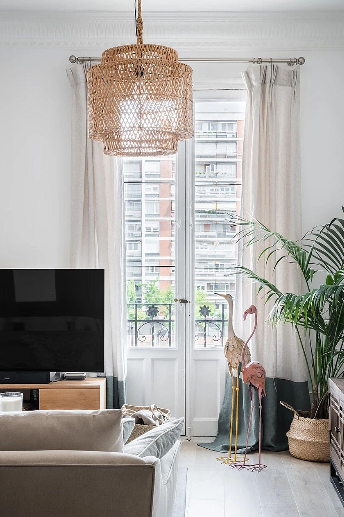 adelaparvu.com despre amenajare apartament in stil urban jungle, design Hoc Volo, Foto Javier Bravo si Felipe Schefell (9)