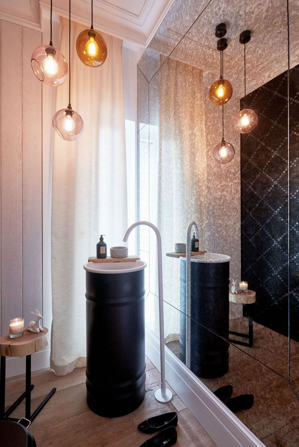 adelaparvu.com despre amenajare casa in stil eclectic, design Mana Design, Foto Tomirri Photography (17)