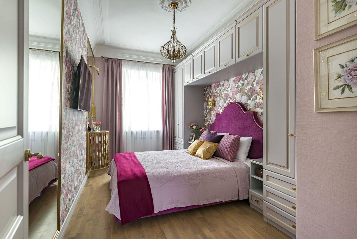 adelaparvu.com despre amenajare clasica apartament 69 mp, designer Julia Levina, Foto Sergey Kuznetsov (13)