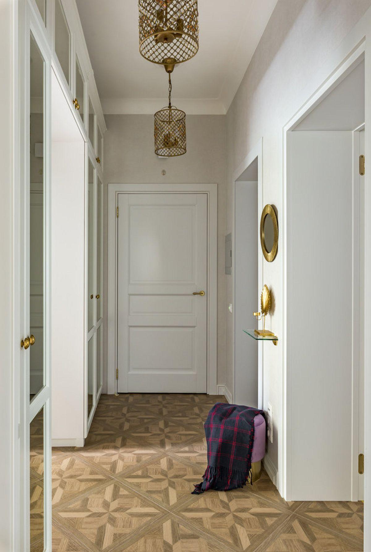 adelaparvu.com despre amenajare clasica apartament 69 mp, designer Julia Levina, Foto Sergey Kuznetsov (18)