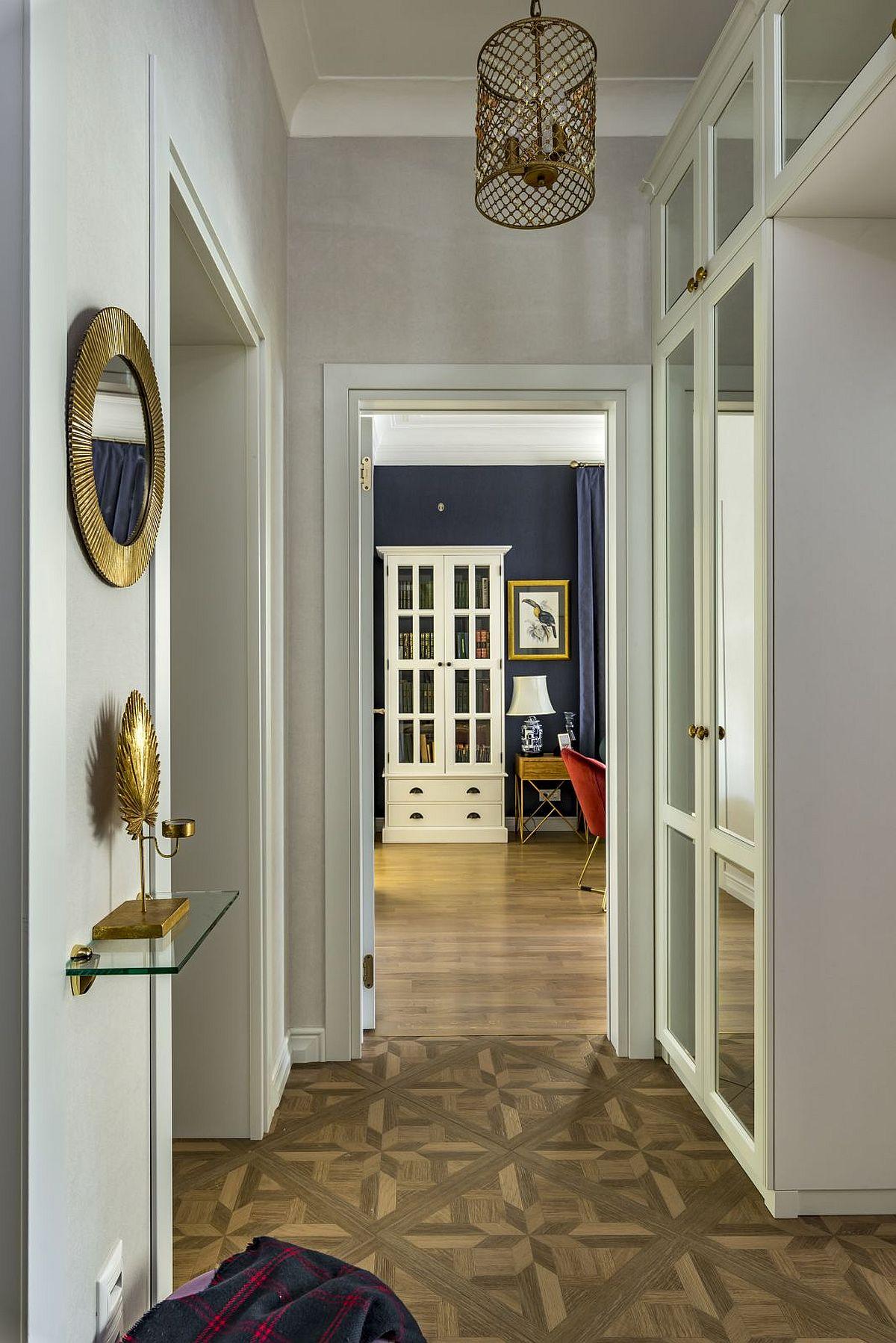 adelaparvu.com despre amenajare clasica apartament 69 mp, designer Julia Levina, Foto Sergey Kuznetsov (19)