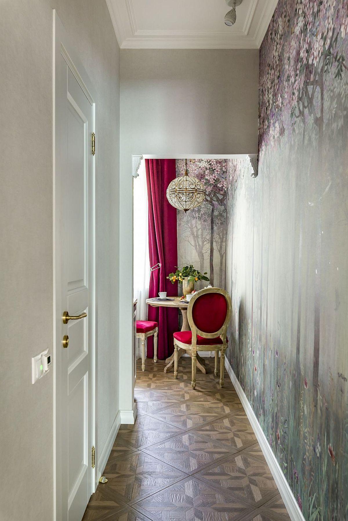 adelaparvu.com despre amenajare clasica apartament 69 mp, designer Julia Levina, Foto Sergey Kuznetsov (3)