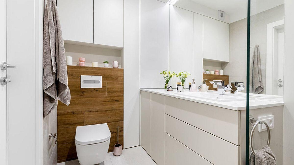 adelaparvu.com despre apartament 3 camere 49 mp, design JN Studio, Foto Lukasz Bera (1)