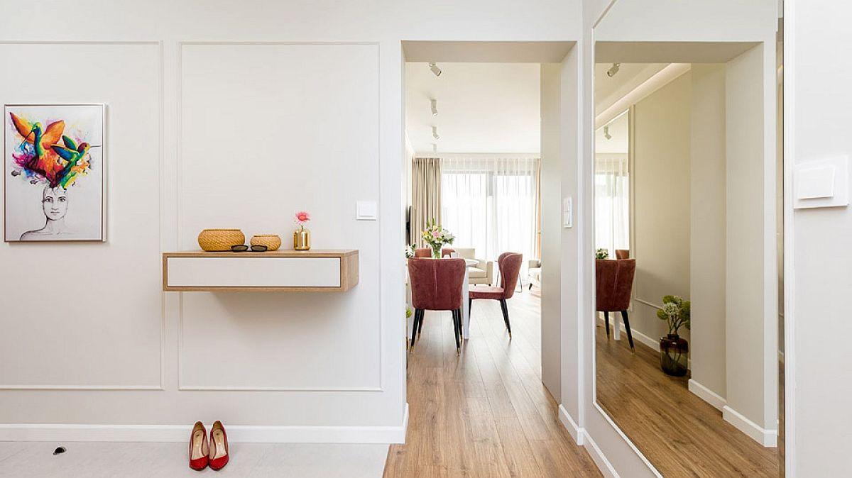 adelaparvu.com despre apartament 3 camere 49 mp, design JN Studio, Foto Lukasz Bera (7)