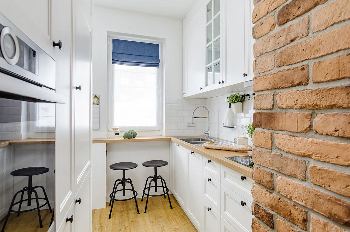 adelaparvu.com despre apartament 40 mp in stil marin, design Zawicka-ID, Foto Michal Mlynarczyk (1)