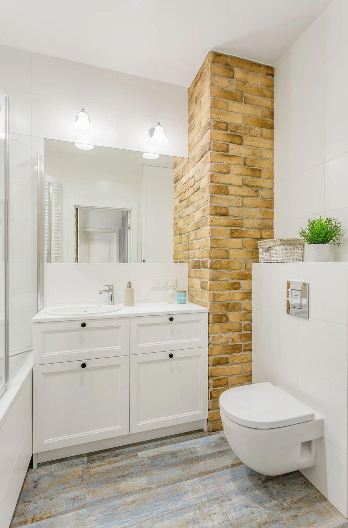 adelaparvu.com despre apartament 40 mp in stil marin, design Zawicka-ID, Foto Michal Mlynarczyk (11)