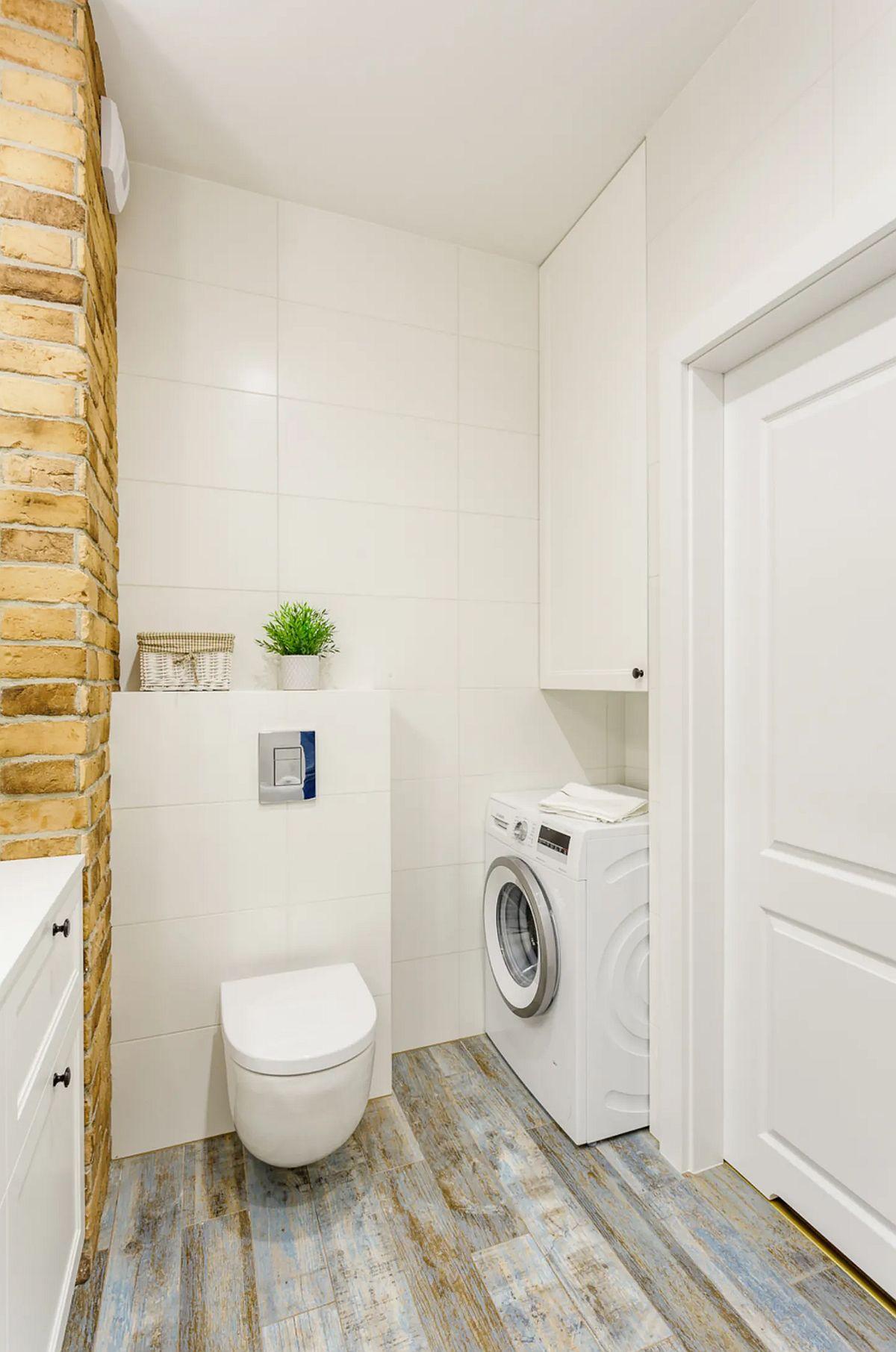 adelaparvu.com despre apartament 40 mp in stil marin, design Zawicka-ID, Foto Michal Mlynarczyk (16)