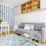 adelaparvu.com despre apartament 40 mp in stil marin, design Zawicka-ID, Foto Michal Mlynarczyk (3)