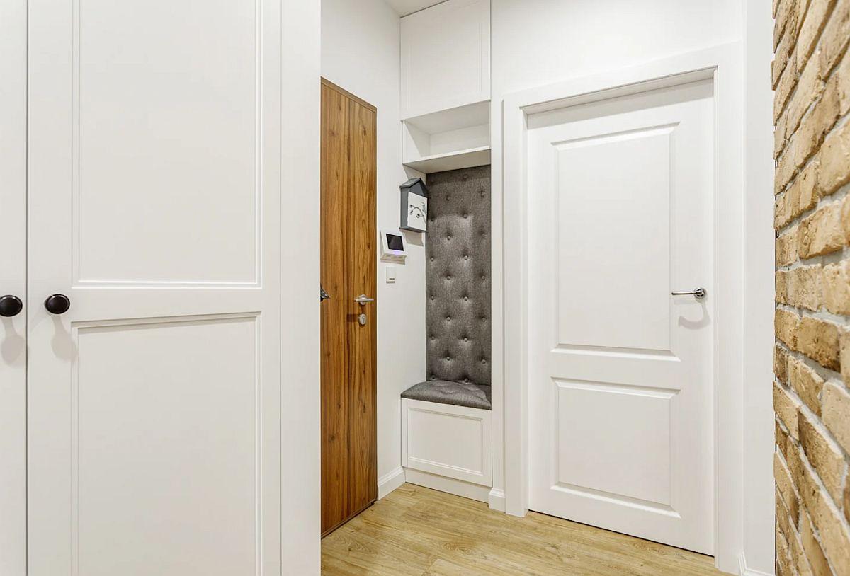 adelaparvu.com despre apartament 40 mp in stil marin, design Zawicka-ID, Foto Michal Mlynarczyk (6)