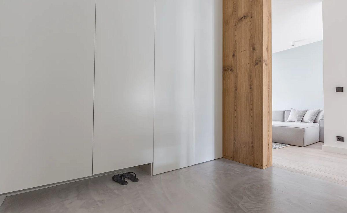 adelaparvu.com despre apartament 65 mp in culori de turcoaz, design 101wnetrz, Foto Pion Poziom (11)