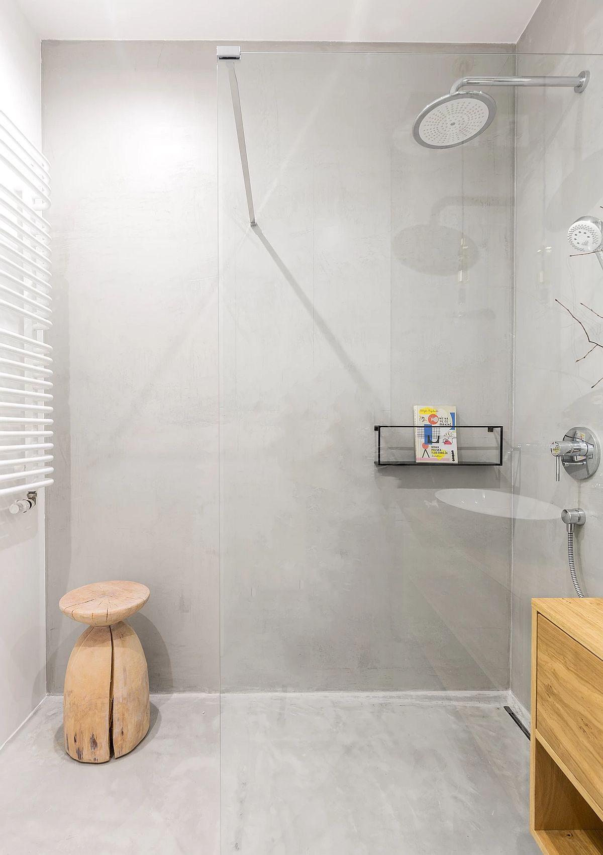 adelaparvu.com despre apartament 65 mp in culori de turcoaz, design 101wnetrz, Foto Pion Poziom (4)