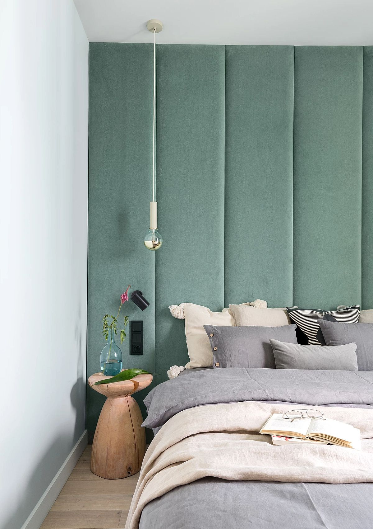 adelaparvu.com despre apartament 65 mp in culori de turcoaz, design 101wnetrz, Foto Pion Poziom (6)