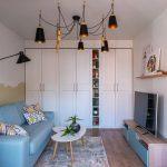adelaparvu.com despre apartament 67 mp pentru familie cu copil, design Anna Morozova, Foto Dina Alexandrova (10)