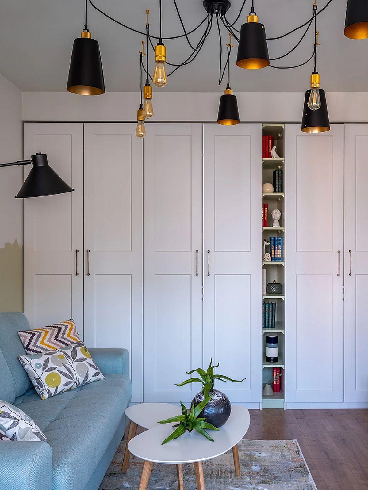 adelaparvu.com despre apartament 67 mp pentru familie cu copil, design Anna Morozova, Foto Dina Alexandrova (11)