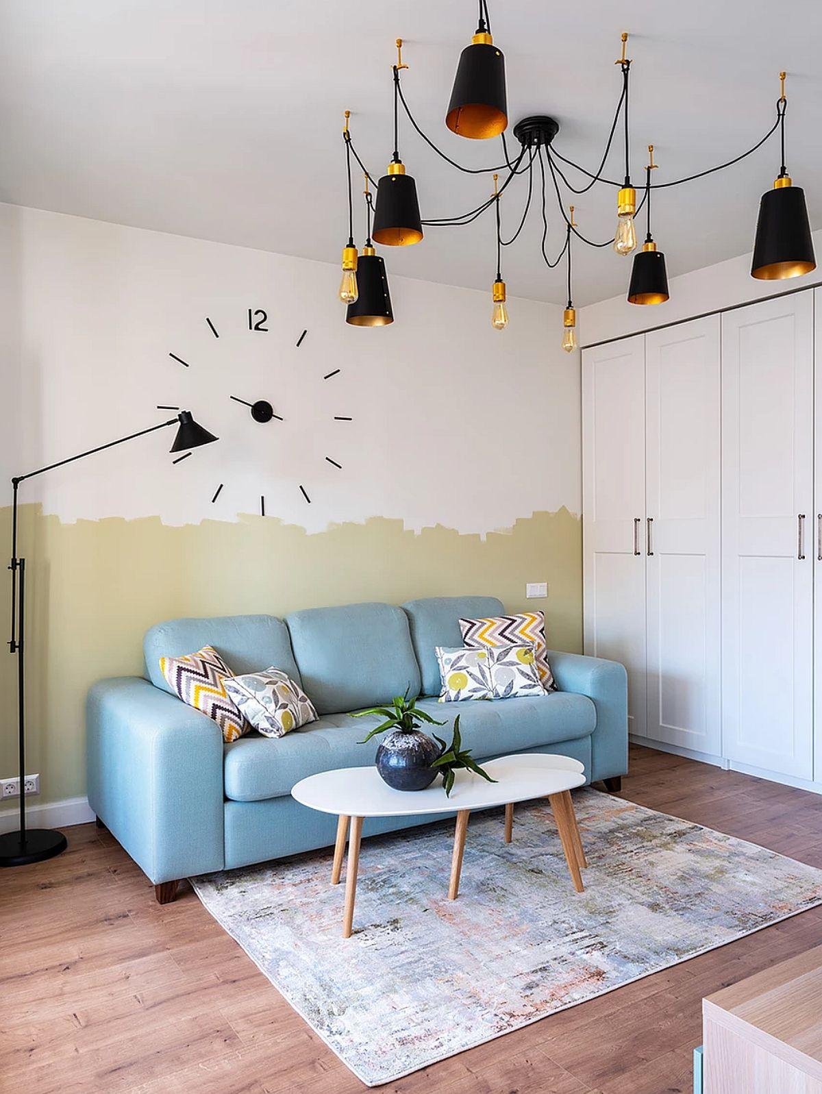 adelaparvu.com despre apartament 67 mp pentru familie cu copil, design Anna Morozova, Foto Dina Alexandrova (12)