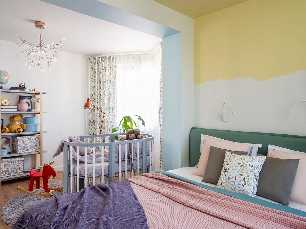 adelaparvu.com despre apartament 67 mp pentru familie cu copil, design Anna Morozova, Foto Dina Alexandrova (19)