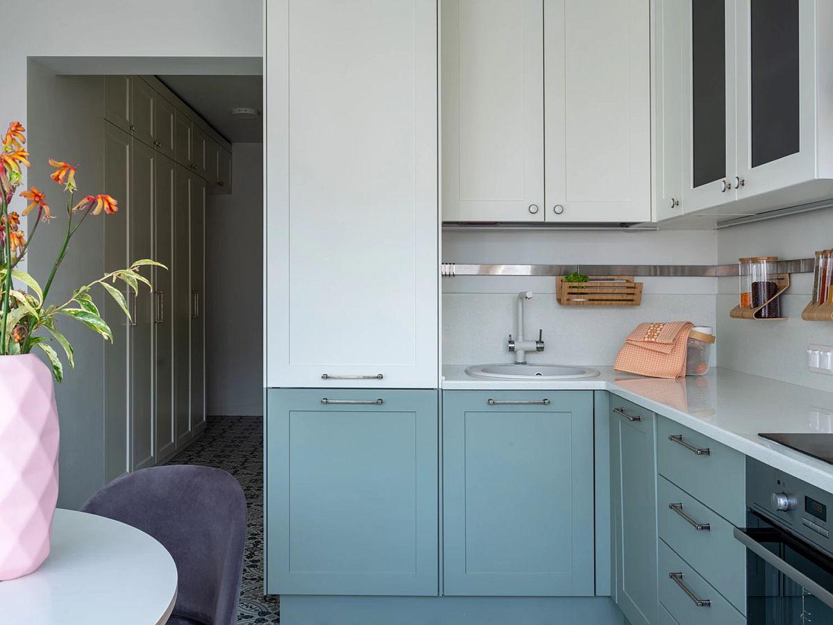 adelaparvu.com despre apartament 67 mp pentru familie cu copil, design Anna Morozova, Foto Dina Alexandrova (2)