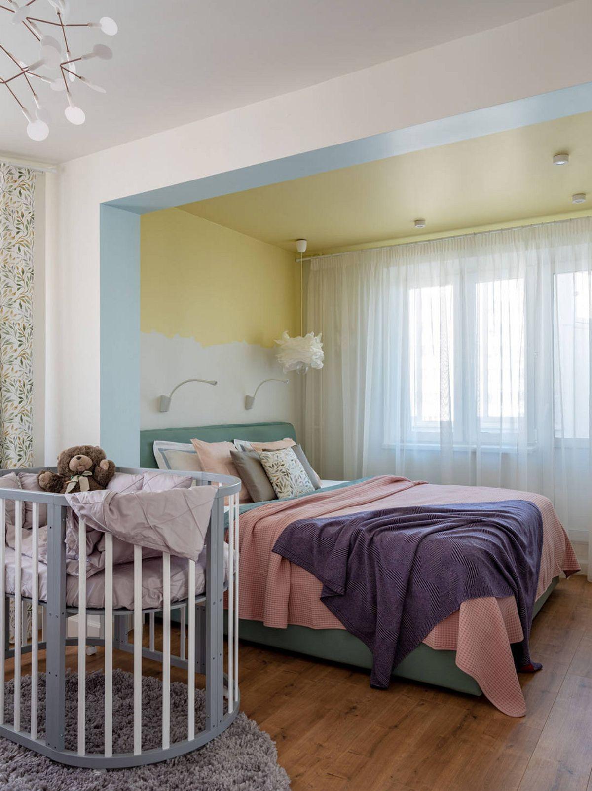 adelaparvu.com despre apartament 67 mp pentru familie cu copil, design Anna Morozova, Foto Dina Alexandrova (26)