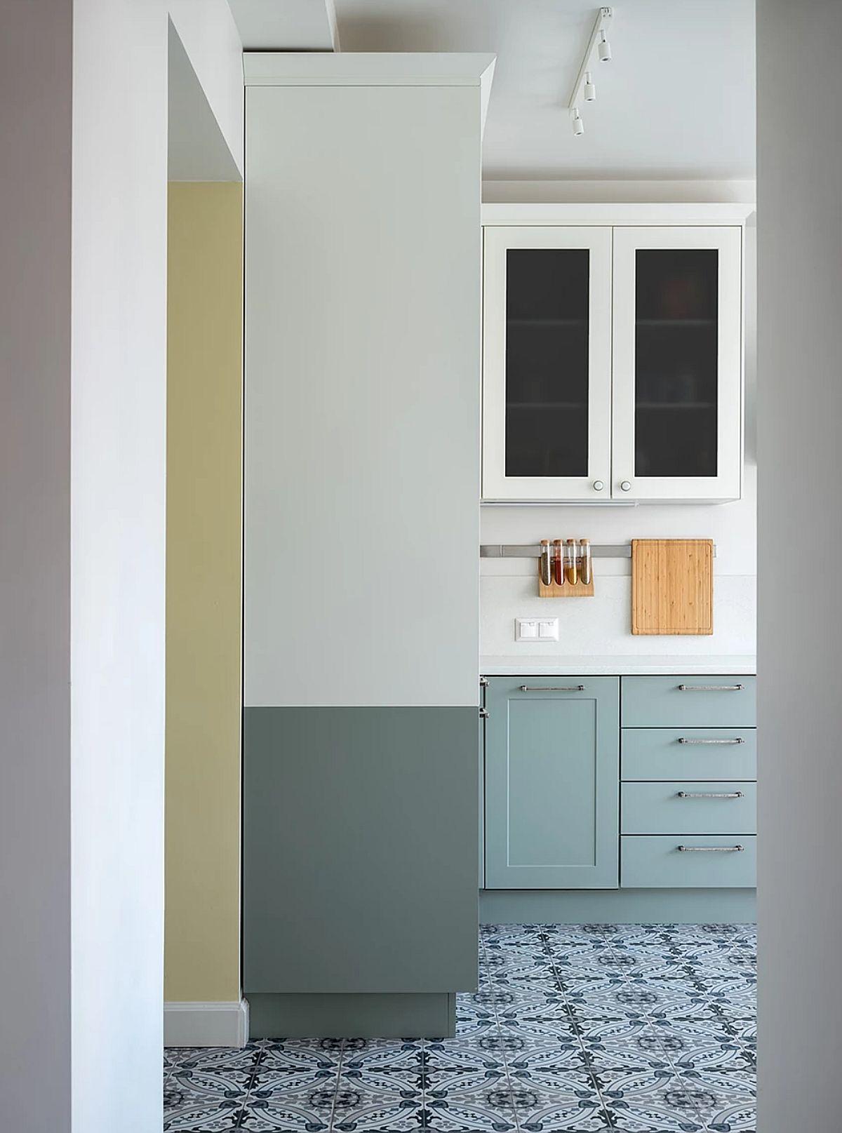 adelaparvu.com despre apartament 67 mp pentru familie cu copil, design Anna Morozova, Foto Dina Alexandrova (3)