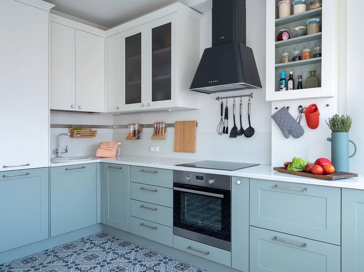 adelaparvu.com despre apartament 67 mp pentru familie cu copil, design Anna Morozova, Foto Dina Alexandrova (4)