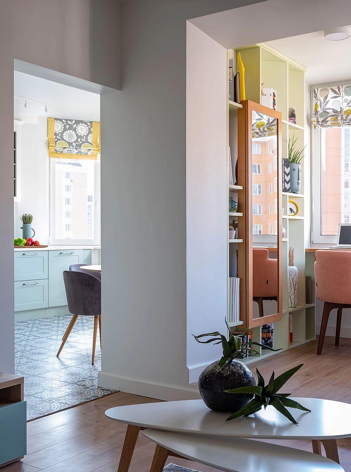 adelaparvu.com despre apartament 67 mp pentru familie cu copil, design Anna Morozova, Foto Dina Alexandrova (7)