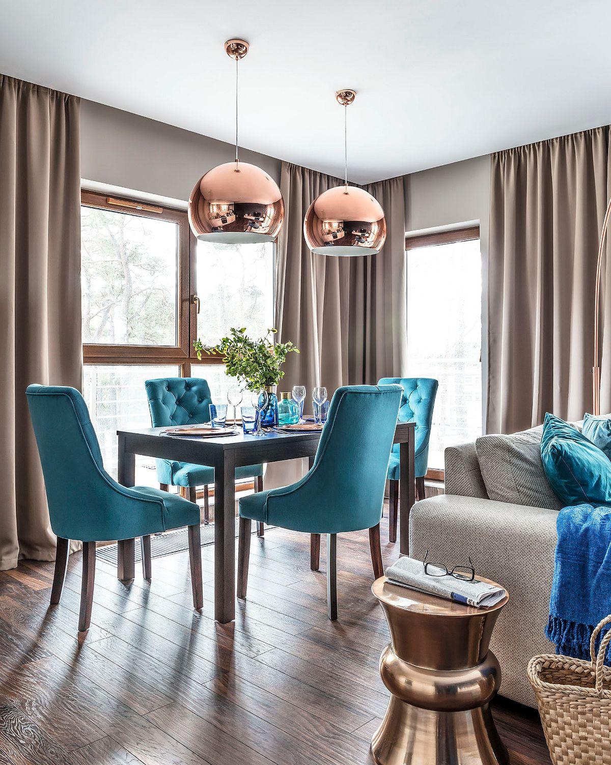 adelaparvu.com despre apartament in stil marin, foto și design interior SAS (3)
