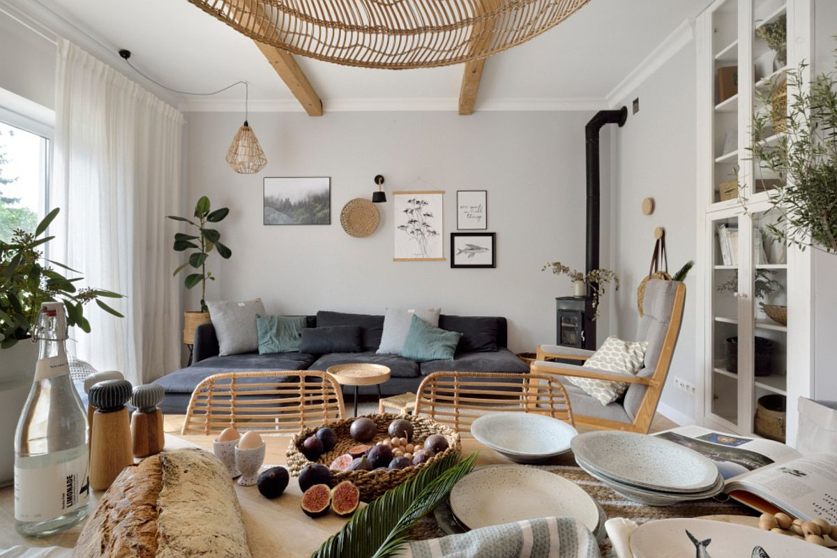 adelaparvu.com despre casa 250 mp in stil natural, exotic, design Shoko Design, Foto Archilens (3)