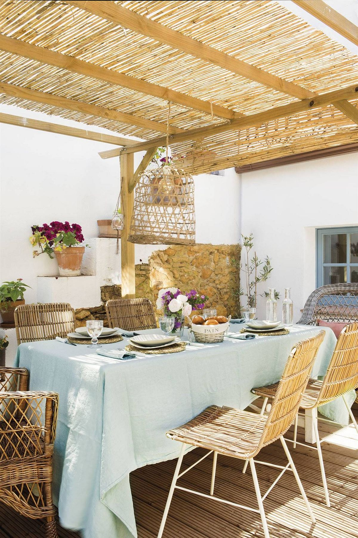 adelaparvu.com despre casa lunga si ingusta cu terasa, stil marin, design Nice Home Barcelona, Foto Jordi Canosa (21)