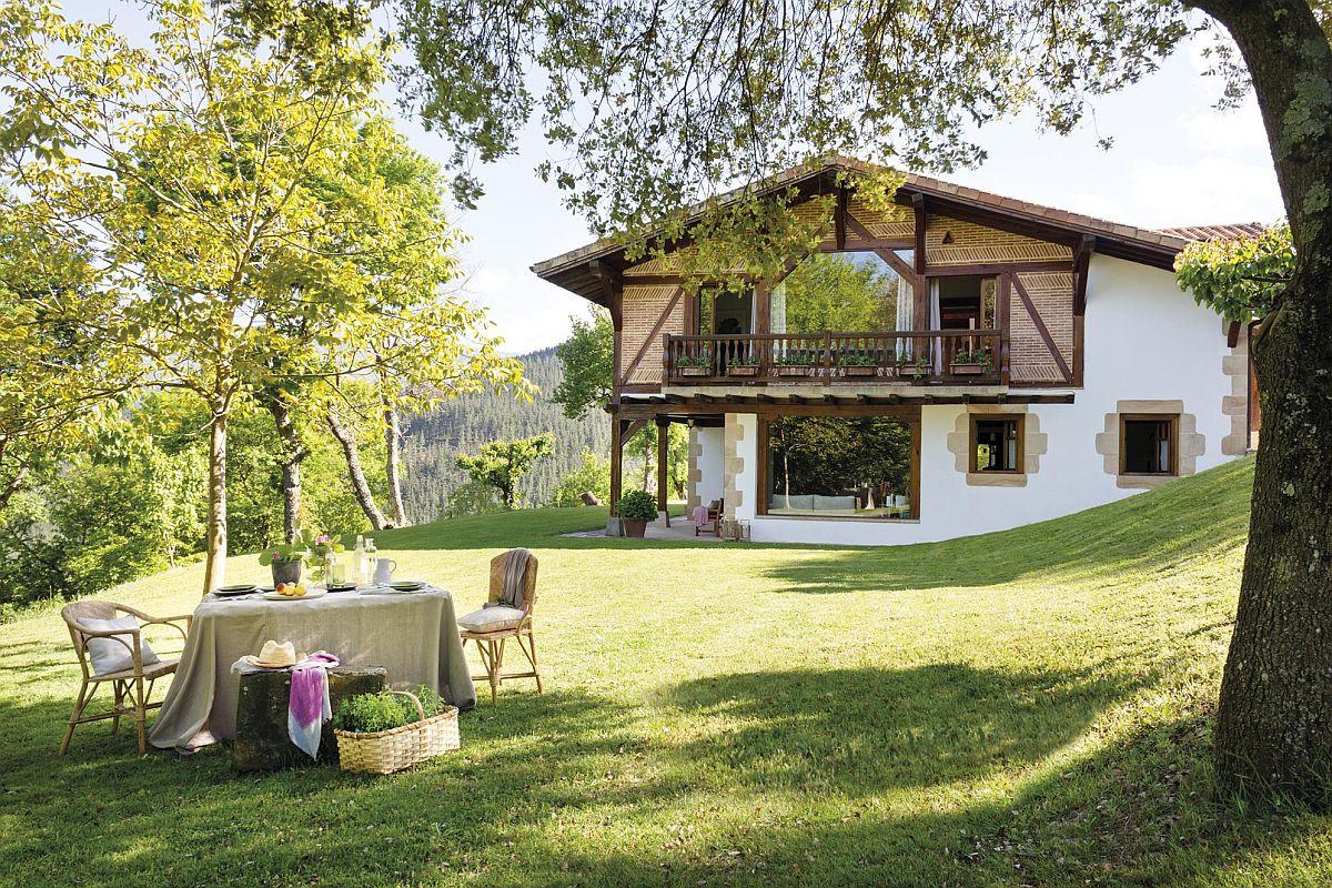 adelaparvu.com despre casa rustica Spania, design Mujika Interiorismo, Foto ElMueble, Adolfo Fernandez (11)