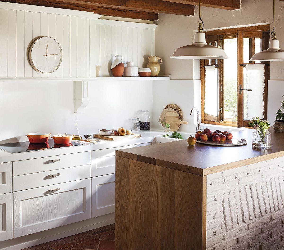 adelaparvu.com despre casa rustica Spania, design Mujika Interiorismo, Foto ElMueble, Adolfo Fernandez (2)