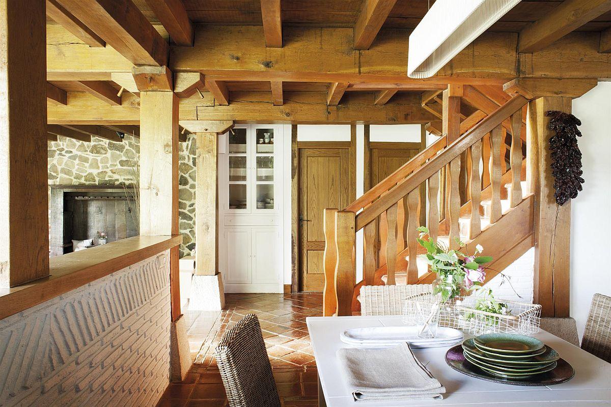 adelaparvu.com despre casa rustica Spania, design Mujika Interiorismo, Foto ElMueble, Adolfo Fernandez (6)