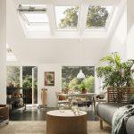 adelaparvu.com despre locul ferestrelor la mansarda, Foto Velux (4)