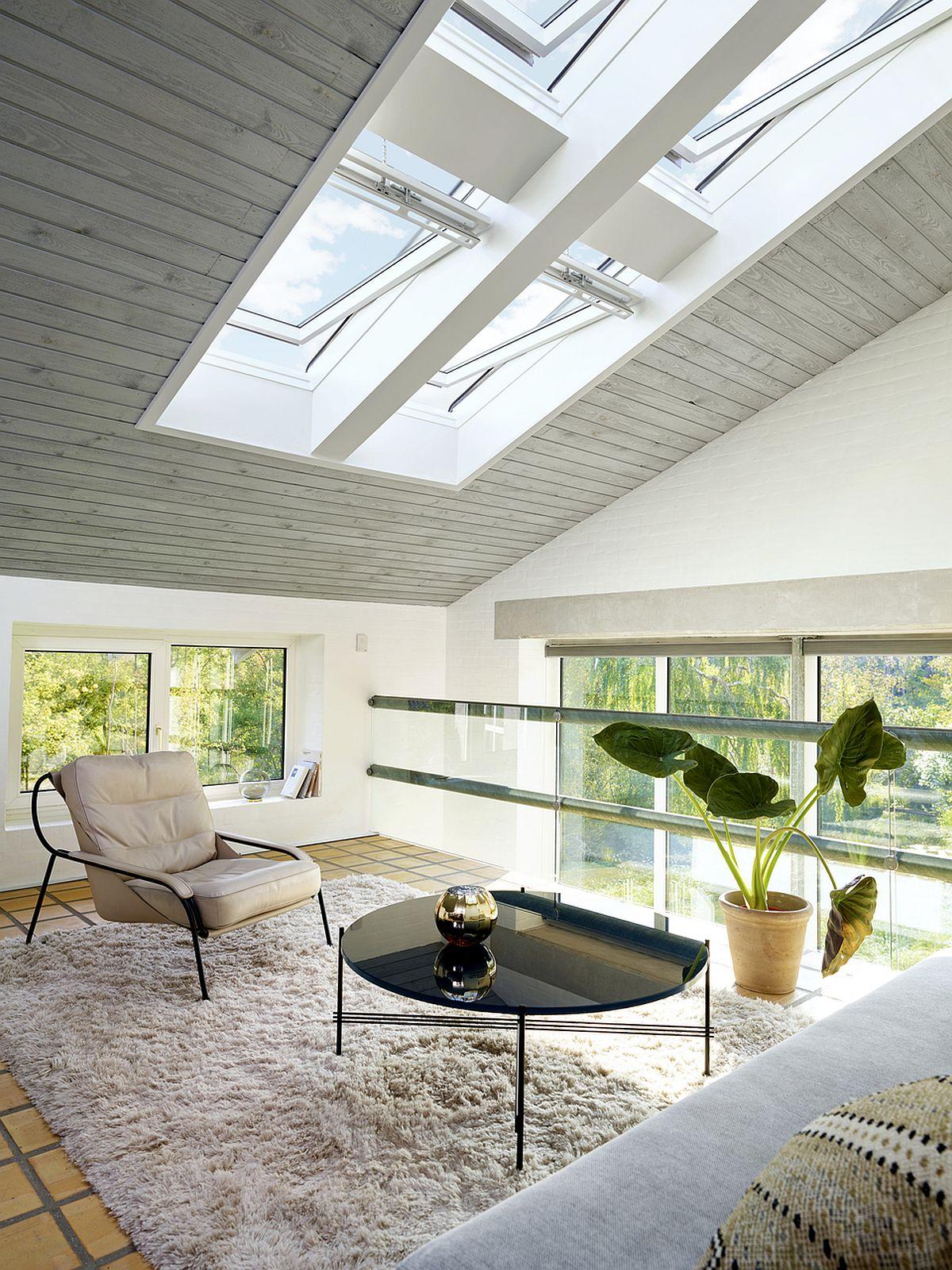 adelaparvu.com despre locul ferestrelor la mansarda, Foto Velux (5)