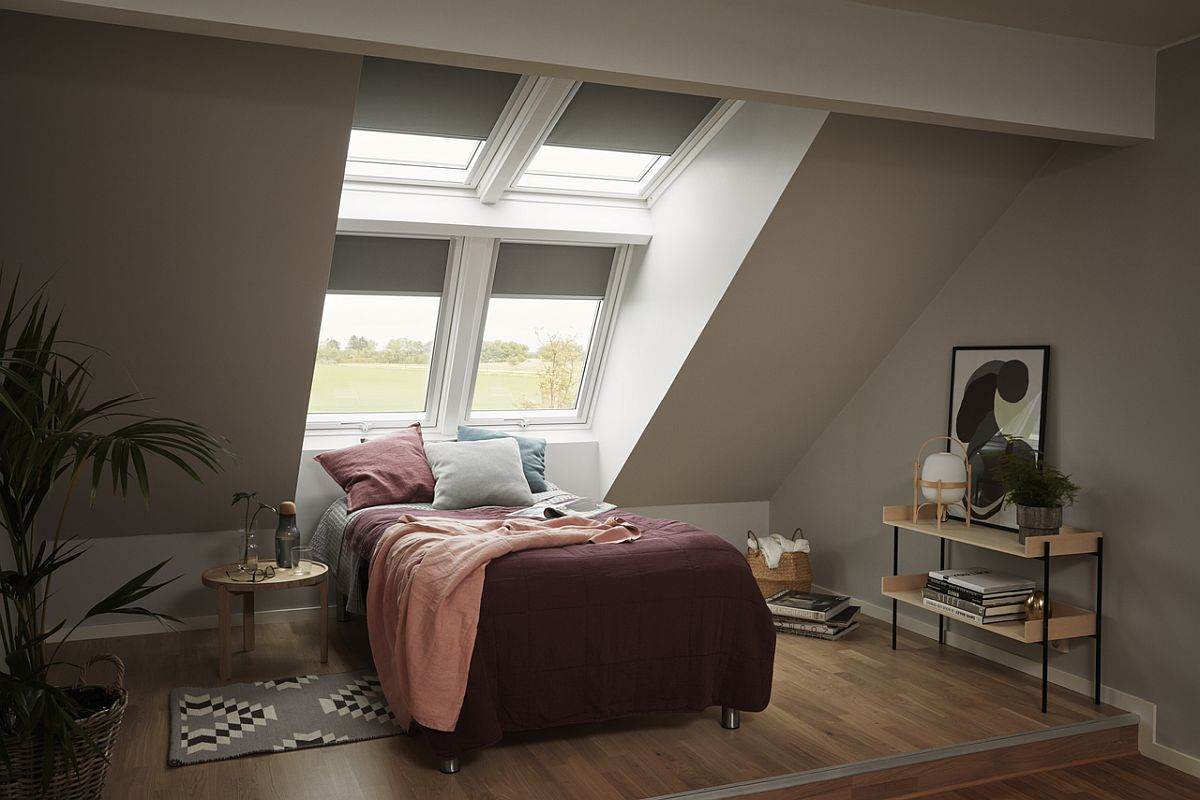 adelaparvu.com despre locul ferestrelor la mansarda, Foto Velux (7)