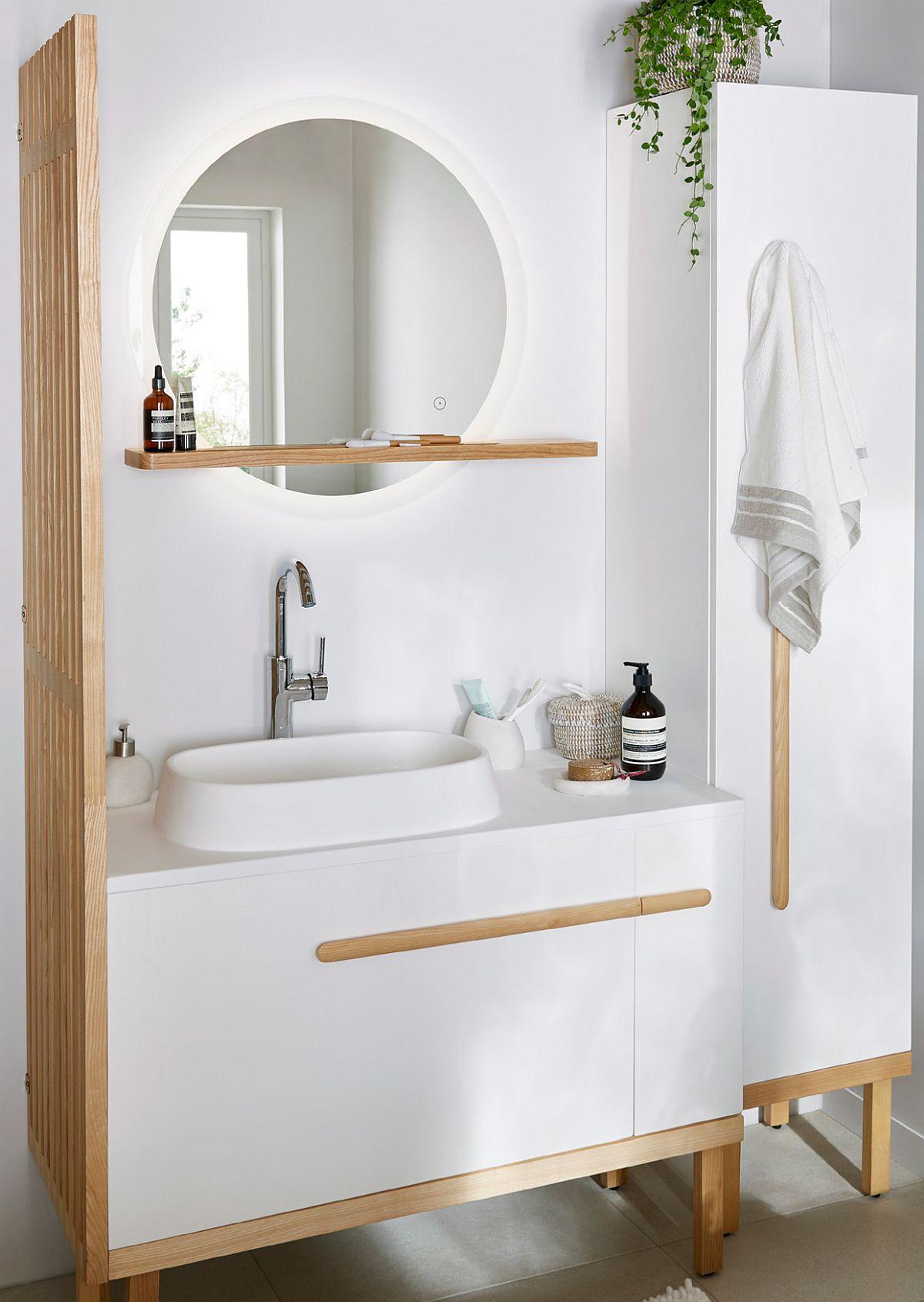 adelaparvu.com despre mobila de baie Adriska, Bricodepot, Good Home