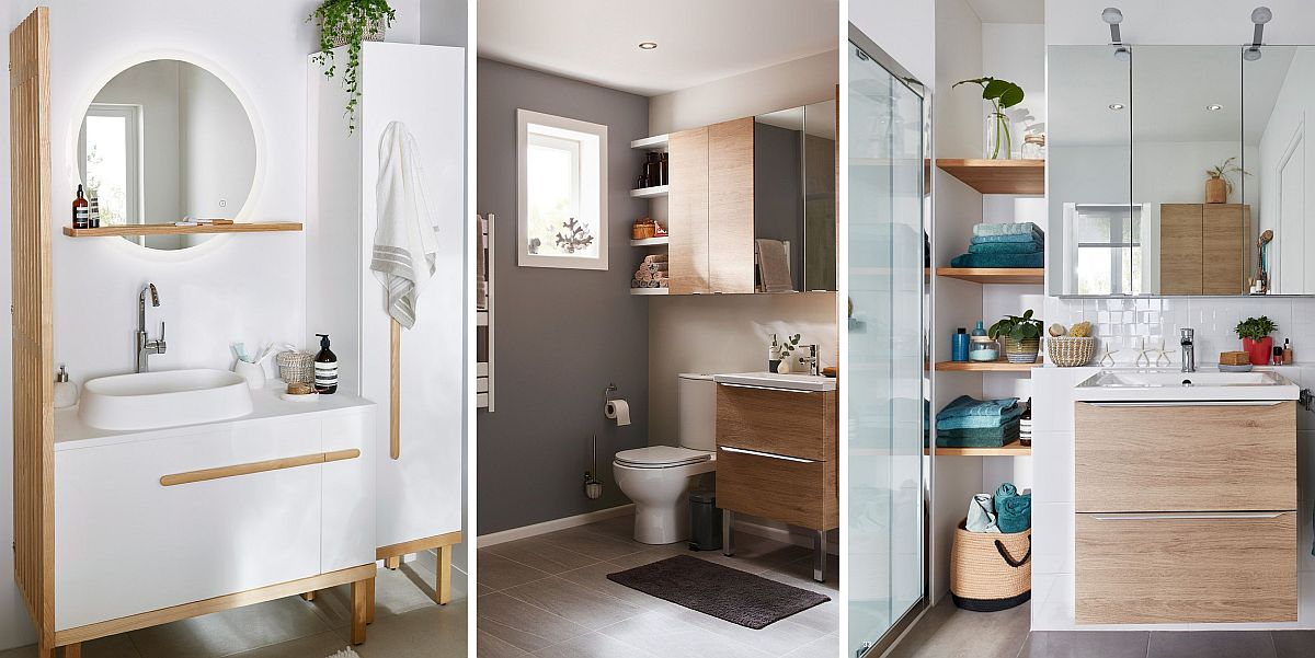 adelaparvu.com despre mobilare bai mici, Bricodepot, Good Home (2)