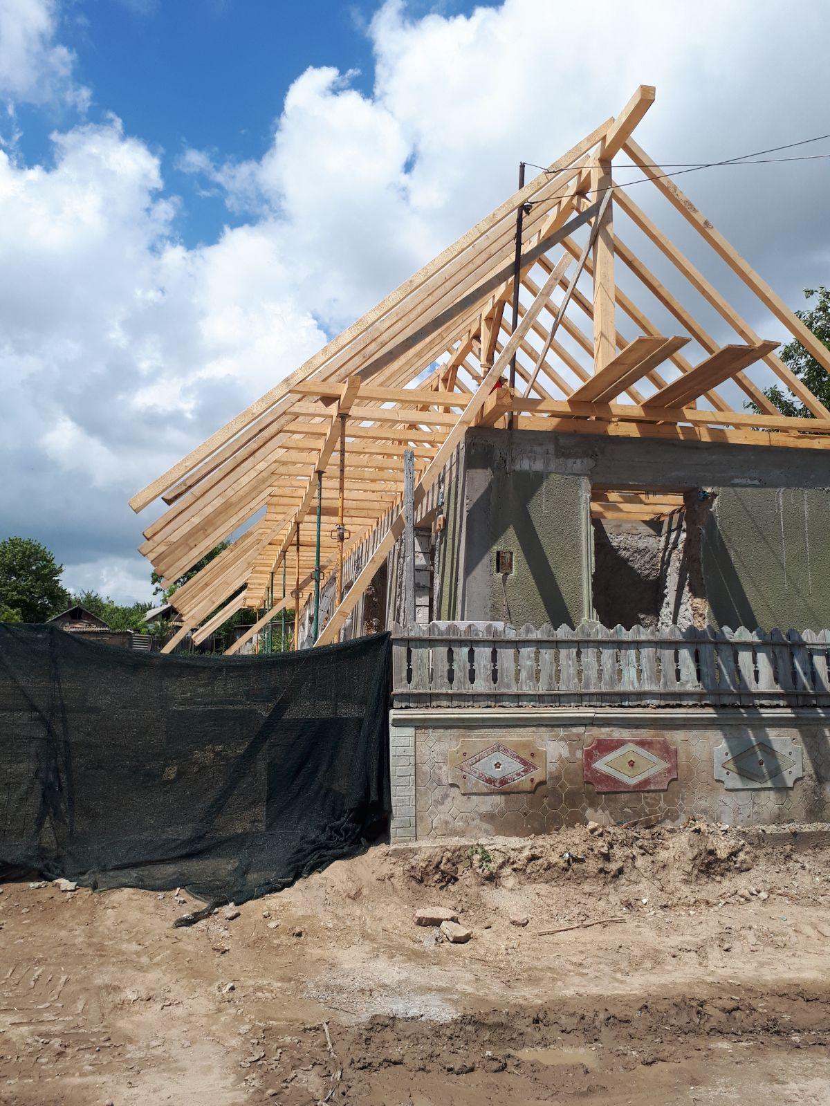 adelaparvu.com despre renovare Casa Filip din Sarichioi, Delta Dunarii (3)