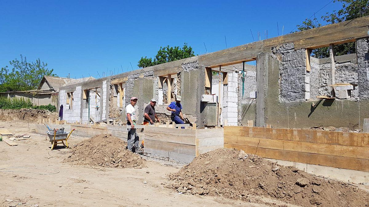 adelaparvu.com despre renovare Casa Filip din Sarichioi, Delta Dunarii (5)