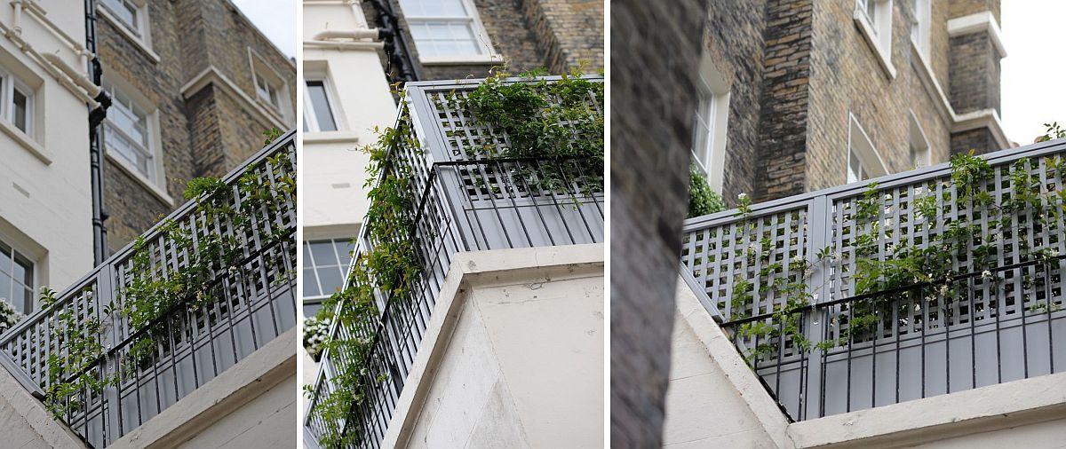adelaparvu.com despre solutie de a masca balconul, Foto The Garden Trellis (18)