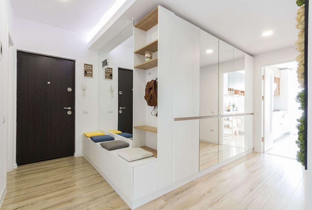 adelaparvu.com despre amenajare apartament 3 camere Bucuresti, designer Cristina Micu (10)
