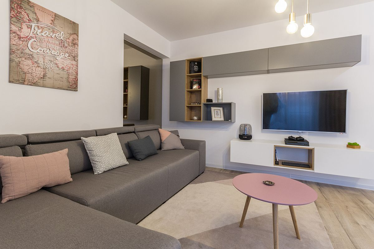 adelaparvu.com despre amenajare apartament 3 camere Bucuresti, designer Cristina Micu (18)