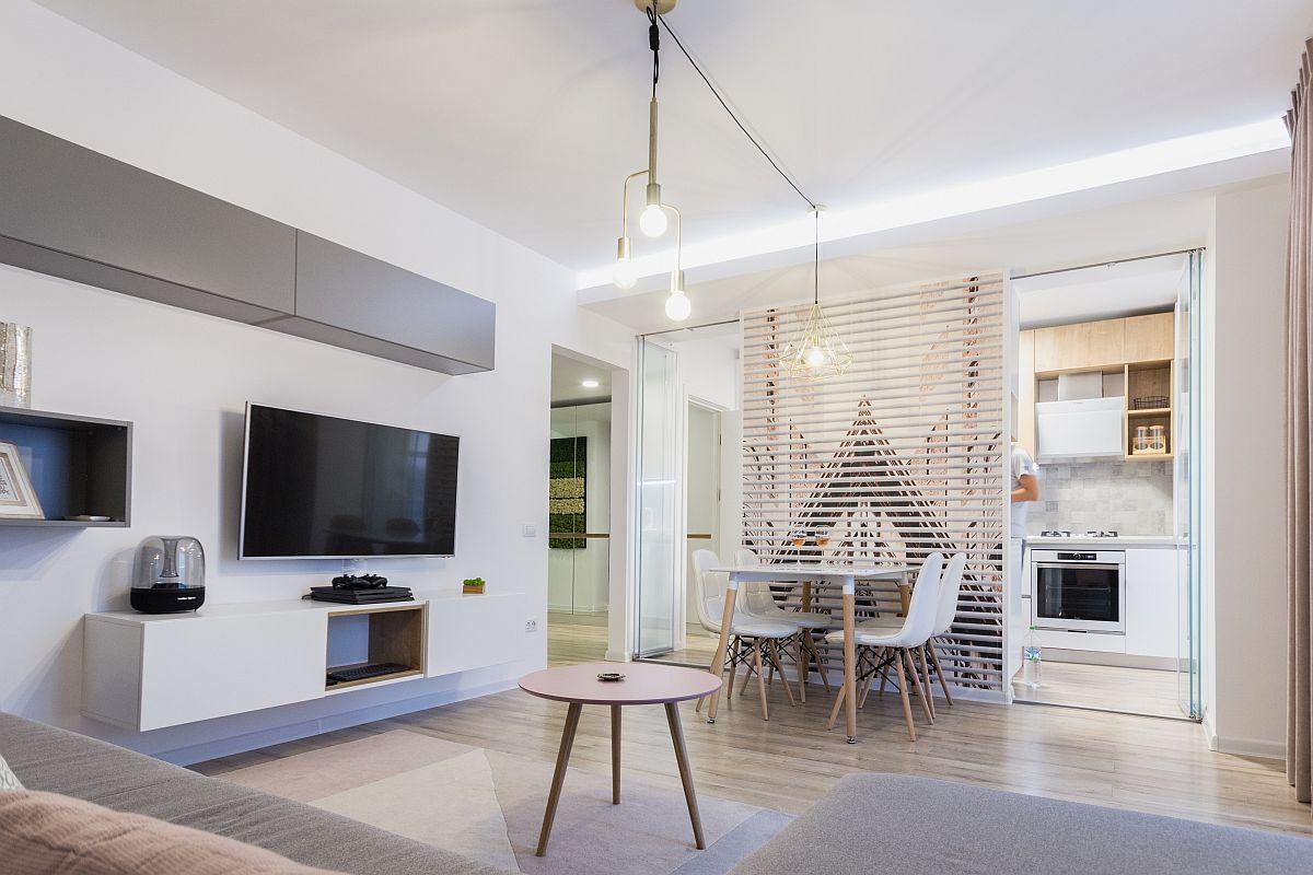 adelaparvu.com despre amenajare apartament 3 camere Bucuresti, designer Cristina Micu (19)